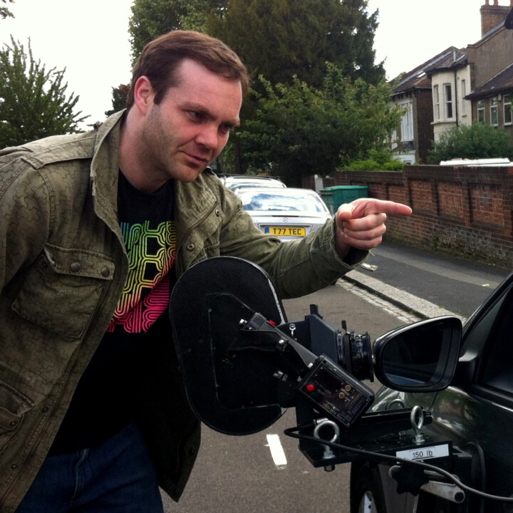 David Holly - owner, director & originator